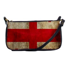 Georgia Flag Mud Texture Pattern Symbol Surface Shoulder Clutch Bags