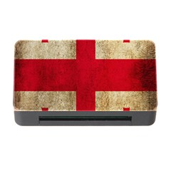 Georgia Flag Mud Texture Pattern Symbol Surface Memory Card Reader with CF