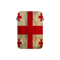 Georgia Flag Mud Texture Pattern Symbol Surface Apple iPad Mini Protective Soft Cases