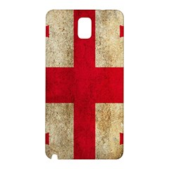 Georgia Flag Mud Texture Pattern Symbol Surface Samsung Galaxy Note 3 N9005 Hardshell Back Case
