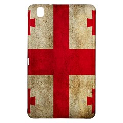 Georgia Flag Mud Texture Pattern Symbol Surface Samsung Galaxy Tab Pro 8 4 Hardshell Case