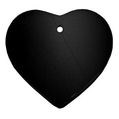 Leather Stitching Thread Perforation Perforated Leather Texture Ornament (Heart)