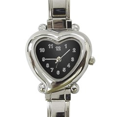 Leather Stitching Thread Perforation Perforated Leather Texture Heart Italian Charm Watch