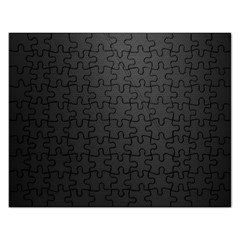 Leather Stitching Thread Perforation Perforated Leather Texture Rectangular Jigsaw Puzzl