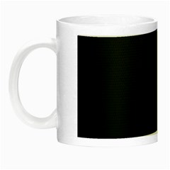 Leather Stitching Thread Perforation Perforated Leather Texture Night Luminous Mugs
