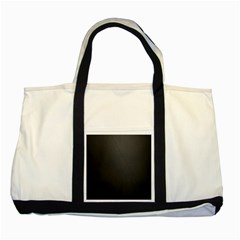 Leather Stitching Thread Perforation Perforated Leather Texture Two Tone Tote Bag