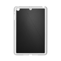 Leather Stitching Thread Perforation Perforated Leather Texture iPad Mini 2 Enamel Coated Cases