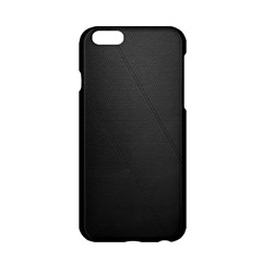 Leather Stitching Thread Perforation Perforated Leather Texture Apple iPhone 6/6S Hardshell Case
