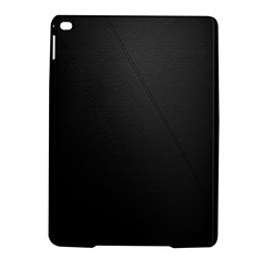 Leather Stitching Thread Perforation Perforated Leather Texture Ipad Air 2 Hardshell Cases