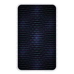 Hexagonal White Dark Mesh Memory Card Reader