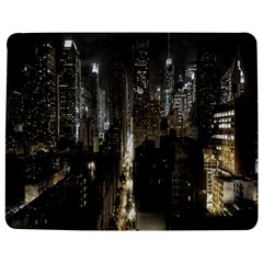 New York United States Of America Night Top View Jigsaw Puzzle Photo Stand (rectangular)