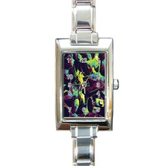 Items Headphones Camcorders Cameras Tablet Rectangle Italian Charm Watch