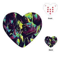 Items Headphones Camcorders Cameras Tablet Playing Cards (Heart)
