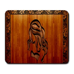 Pattern Shape Wood Background Texture Large Mousepads