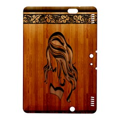 Pattern Shape Wood Background Texture Kindle Fire HDX 8.9  Hardshell Case