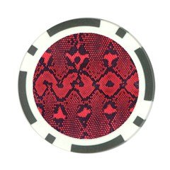 Leather Point Surface Poker Chip Card Guard (10 Pack)