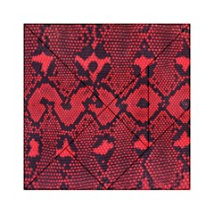 Leather Point Surface Acrylic Tangram Puzzle (6  x 6 )