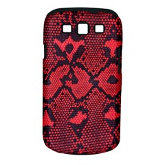 Leather Point Surface Samsung Galaxy S Iii Classic Hardshell Case (pc+silicone)