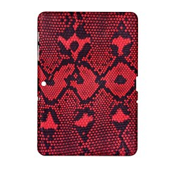 Leather Point Surface Samsung Galaxy Tab 2 (10.1 ) P5100 Hardshell Case