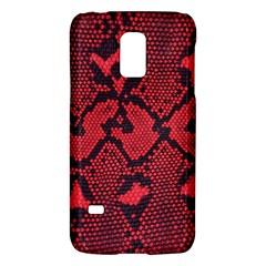 Leather Point Surface Galaxy S5 Mini