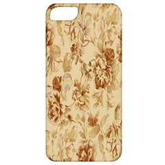 Patterns Flowers Petals Shape Background Apple Iphone 5 Classic Hardshell Case