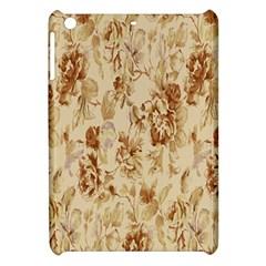Patterns Flowers Petals Shape Background Apple iPad Mini Hardshell Case
