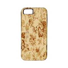 Patterns Flowers Petals Shape Background Apple iPhone 5 Classic Hardshell Case (PC+Silicone)