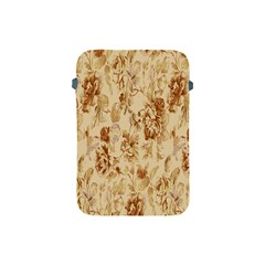 Patterns Flowers Petals Shape Background Apple iPad Mini Protective Soft Cases