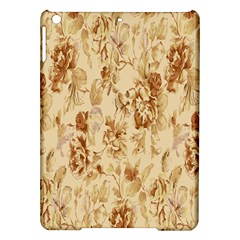 Patterns Flowers Petals Shape Background iPad Air Hardshell Cases