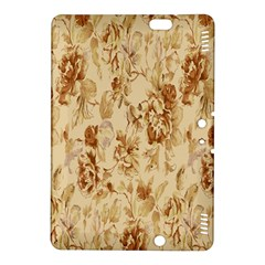 Patterns Flowers Petals Shape Background Kindle Fire Hdx 8 9  Hardshell Case
