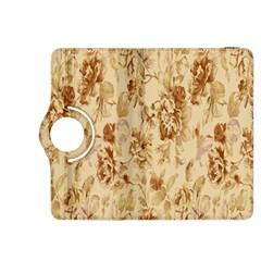 Patterns Flowers Petals Shape Background Kindle Fire Hdx 8 9  Flip 360 Case
