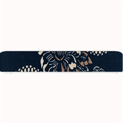 Patterns Dark Shape Surface Small Bar Mats