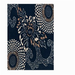 Patterns Dark Shape Surface Large Garden Flag (Two Sides)