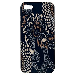 Patterns Dark Shape Surface Apple iPhone 5 Hardshell Case