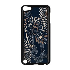 Patterns Dark Shape Surface Apple iPod Touch 5 Case (Black)