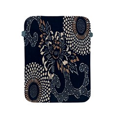 Patterns Dark Shape Surface Apple iPad 2/3/4 Protective Soft Cases