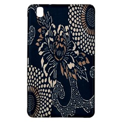 Patterns Dark Shape Surface Samsung Galaxy Tab Pro 8.4 Hardshell Case