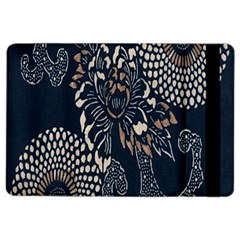 Patterns Dark Shape Surface iPad Air 2 Flip
