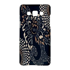 Patterns Dark Shape Surface Samsung Galaxy A5 Hardshell Case