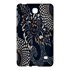 Patterns Dark Shape Surface Samsung Galaxy Tab 4 (7 ) Hardshell Case
