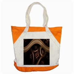 Patterns Dive Background Accent Tote Bag