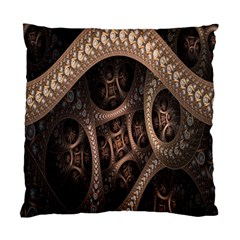 Patterns Dive Background Standard Cushion Case (two Sides)