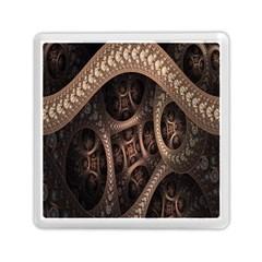 Patterns Dive Background Memory Card Reader (square)