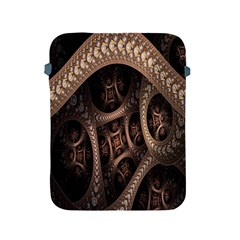 Patterns Dive Background Apple iPad 2/3/4 Protective Soft Cases