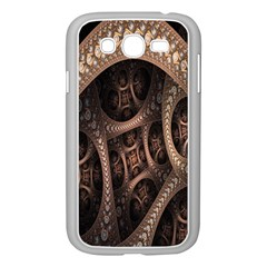Patterns Dive Background Samsung Galaxy Grand DUOS I9082 Case (White)