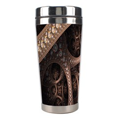 Patterns Dive Background Stainless Steel Travel Tumblers