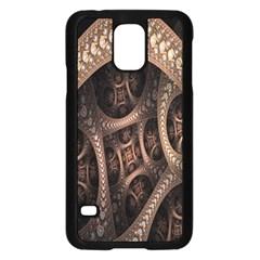 Patterns Dive Background Samsung Galaxy S5 Case (Black)