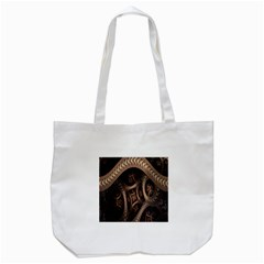 Patterns Dive Background Tote Bag (White)