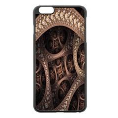 Patterns Dive Background Apple Iphone 6 Plus/6s Plus Black Enamel Case