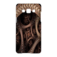Patterns Dive Background Samsung Galaxy A5 Hardshell Case